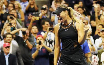 Maria Sharapova's US Open Comeback, Halep's Kryptonite