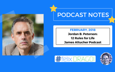 James Altucher podcast – Jordan Peterson