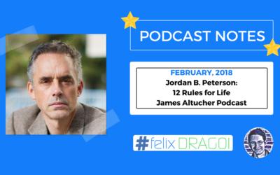 James Altucher podcast – Jordan Peterson