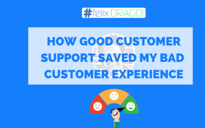 How Good Customer Support Saved My Bad Customer Experience (Before Christmas)