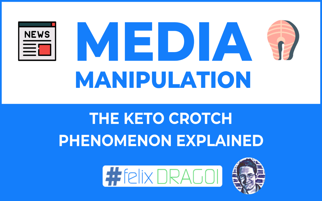 Media Manipulation: The Keto Crotch Phenomena Explained