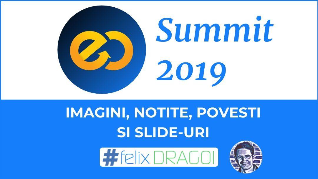 GPEC Summit 2019 Imagini, Notite, Povesti si Slide-uri